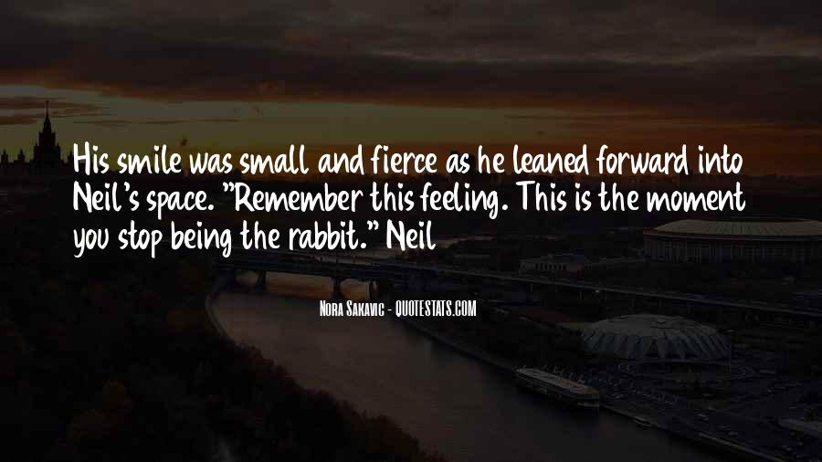Quotes About Feeling Small #725996