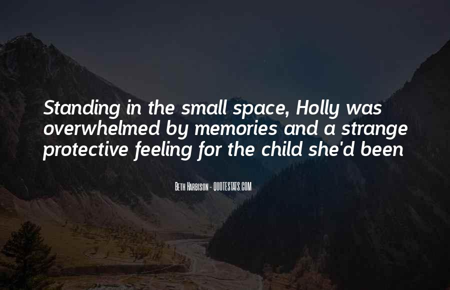 Quotes About Feeling Small #791802