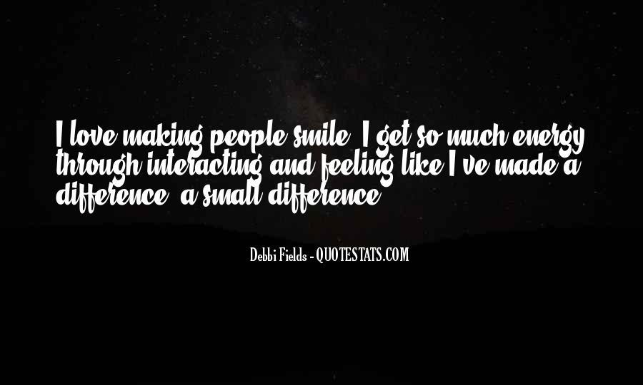 Quotes About Feeling Small #888496