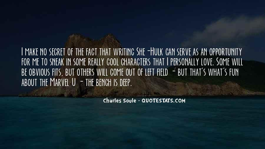 I Love U Quotes #1166043