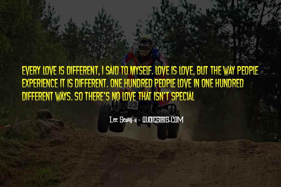 I Love U Quotes #1870984