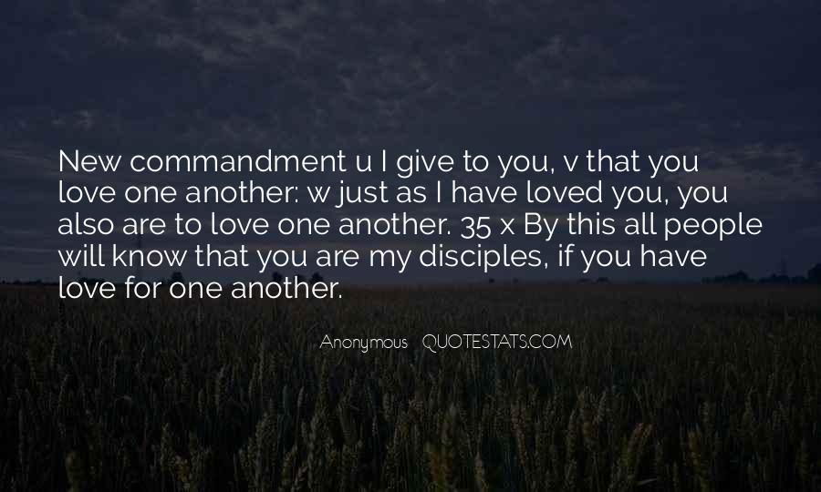 I Love U Quotes #209799