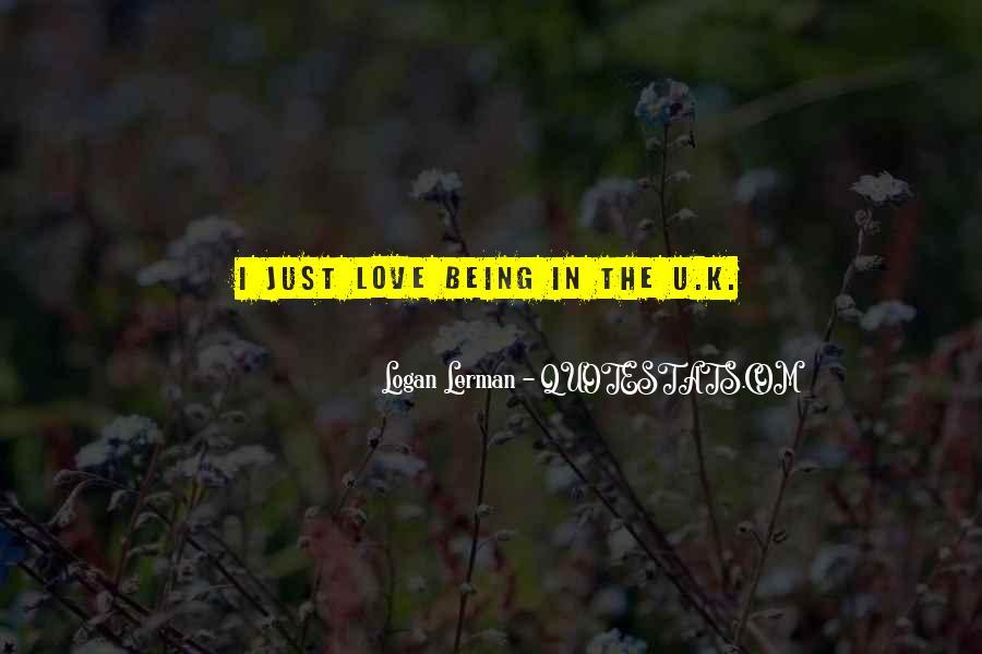 I Love U Quotes #326946
