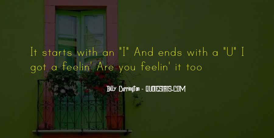 I Love U Quotes #910402