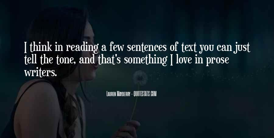 I Love When You Text Me First Quotes #1239627