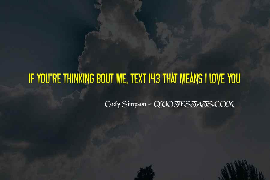 I Love When You Text Me First Quotes #405544