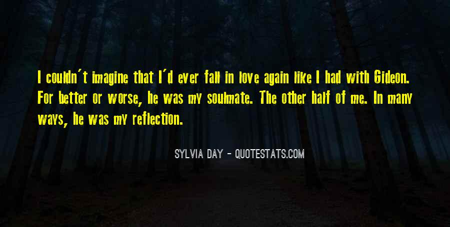 I Love You For Better Or Worse Quotes #1297066
