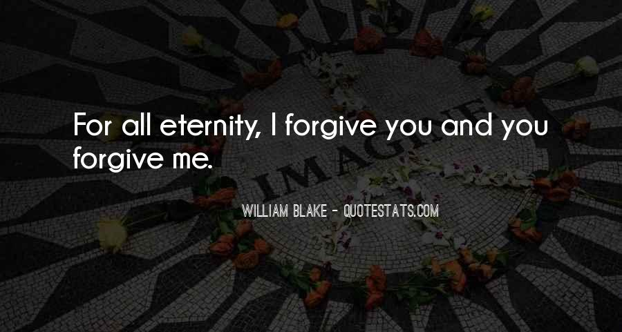 I Love You For Eternity Quotes #995638