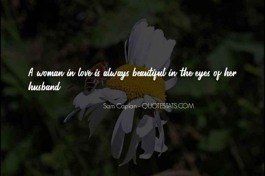 I Love You For Husband Quotes #120944
