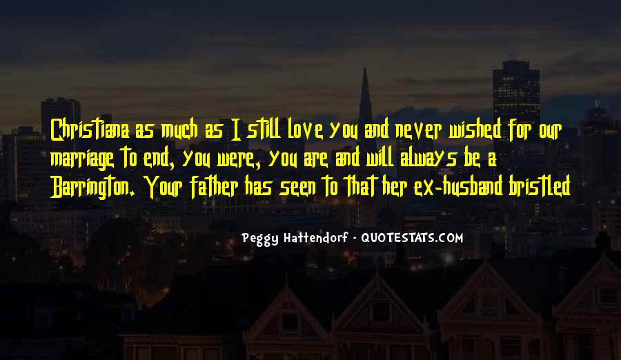 I Love You For Husband Quotes #1422741