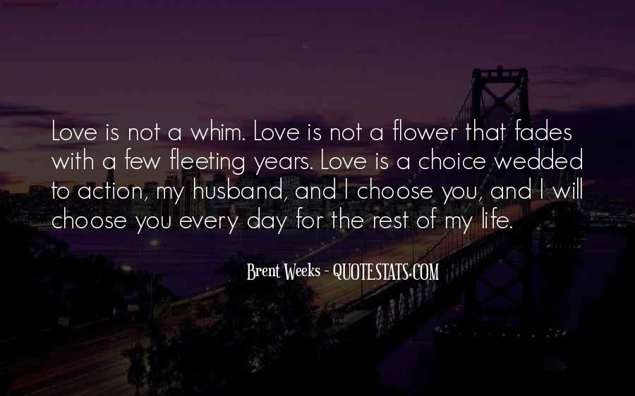 I Love You For Husband Quotes #1650036