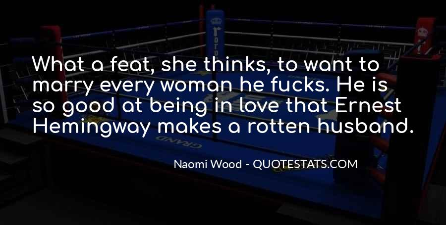 I Love You For Husband Quotes #166772