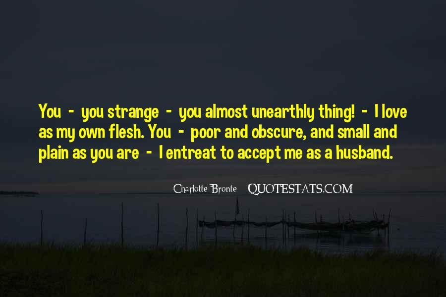 I Love You For Husband Quotes #25587