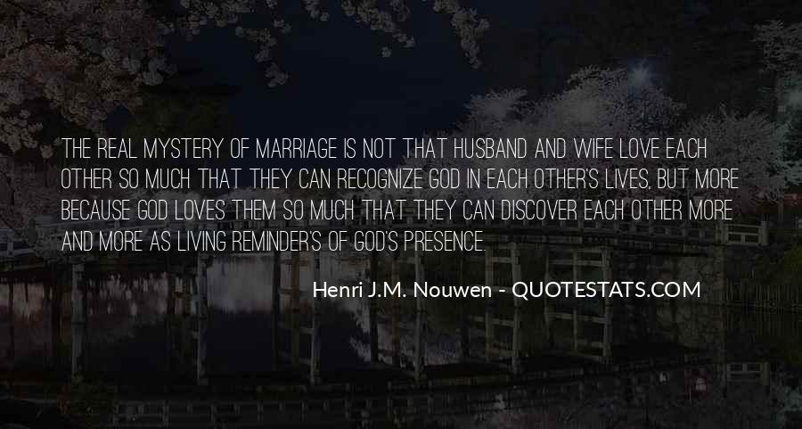 I Love You For Husband Quotes #33436