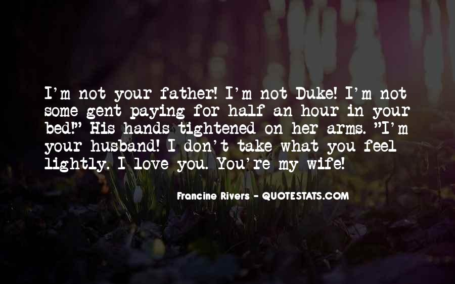 I Love You For Husband Quotes #627014