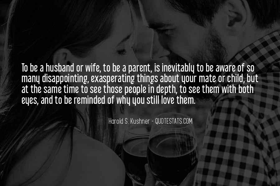 I Love You For Husband Quotes #68150