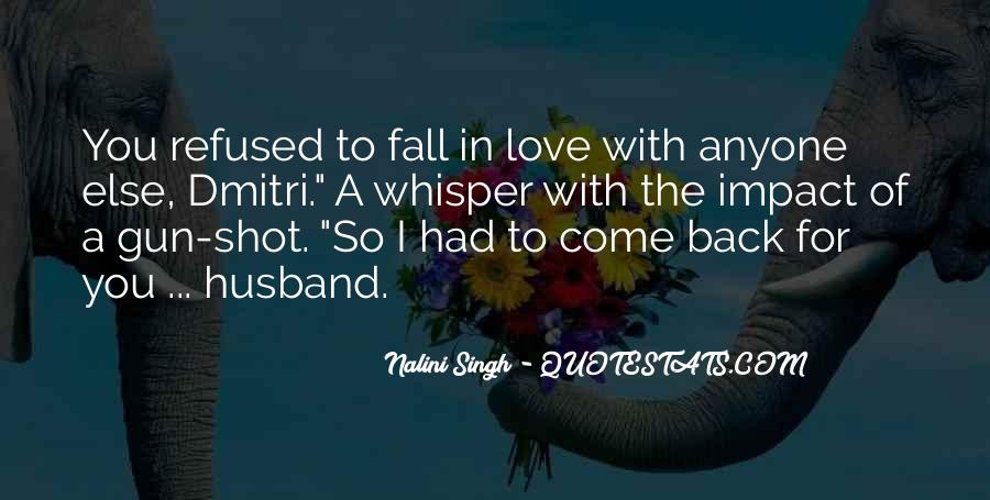 I Love You For Husband Quotes #86488