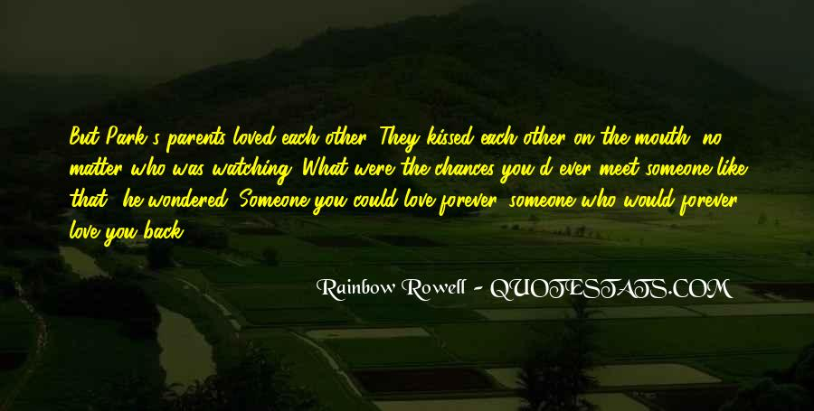 Top 42 I Love You Forever No Matter What Quotes: Famous ...