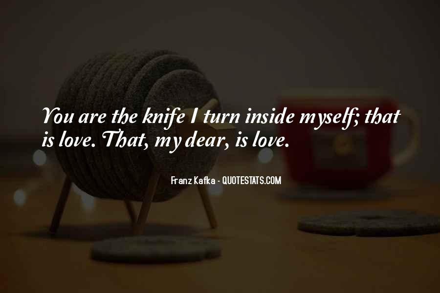 I Love You My Dear Quotes #1476095