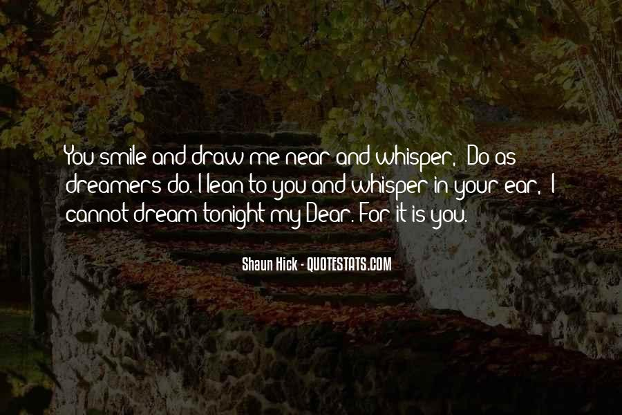 I Love You My Dear Quotes #1488143