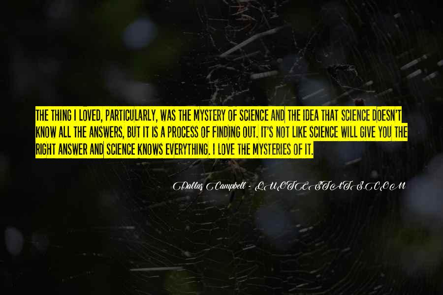 I Love You Science Quotes #1647167