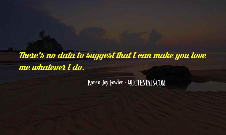 I Love You Science Quotes #1841999