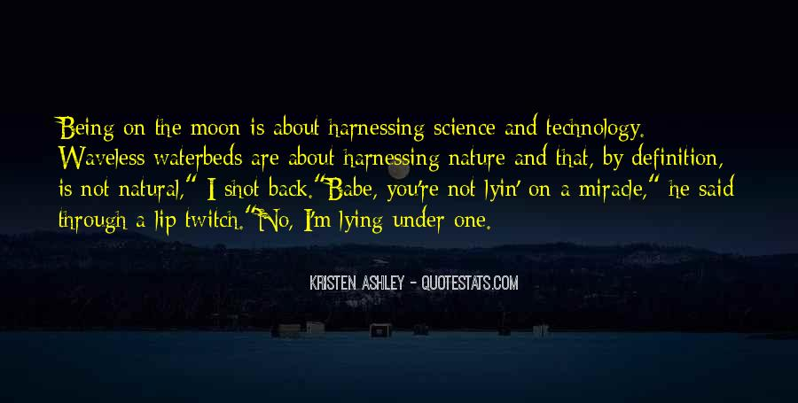 I Love You Science Quotes #1845551
