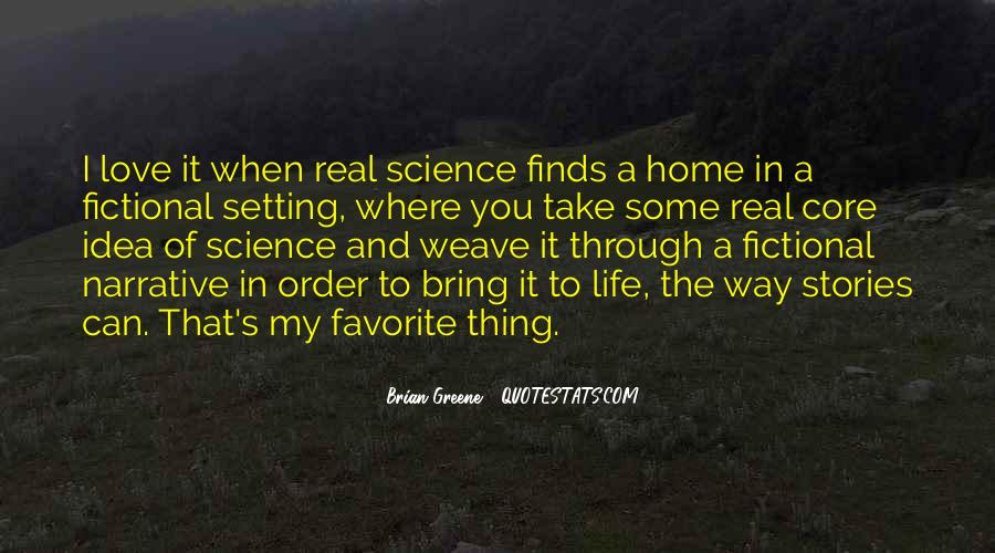 I Love You Science Quotes #718939