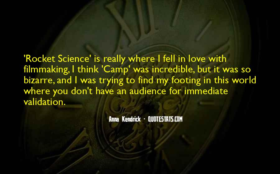 I Love You Science Quotes #995177