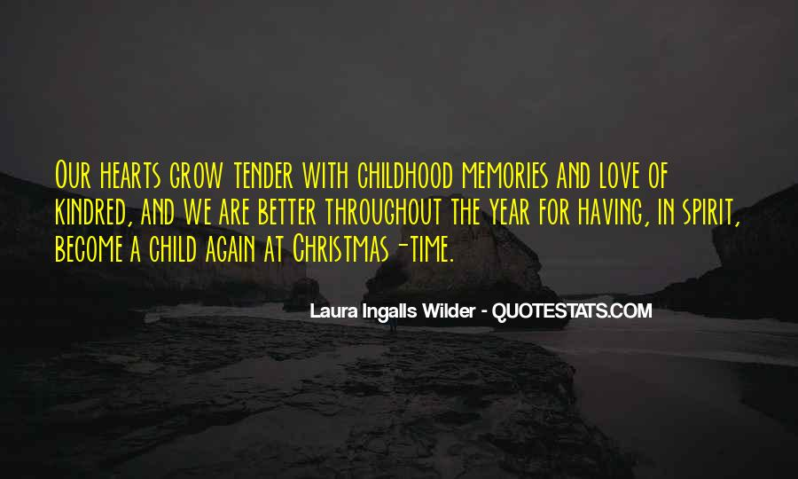 I Love You Since Childhood Quotes #128161