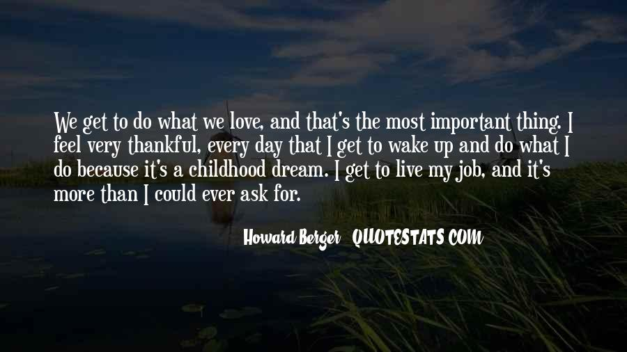 I Love You Since Childhood Quotes #163916