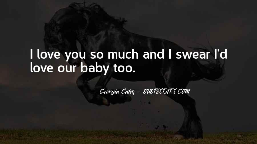 I Love You So Quotes #27620