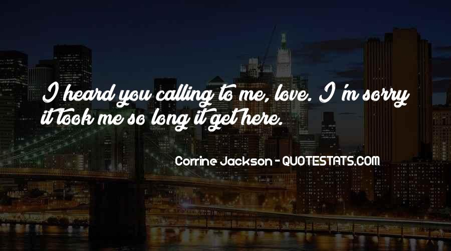 I Love You So Quotes #56380