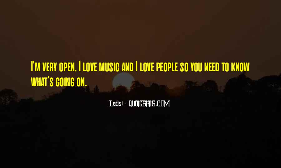 I Love You So Quotes #70631