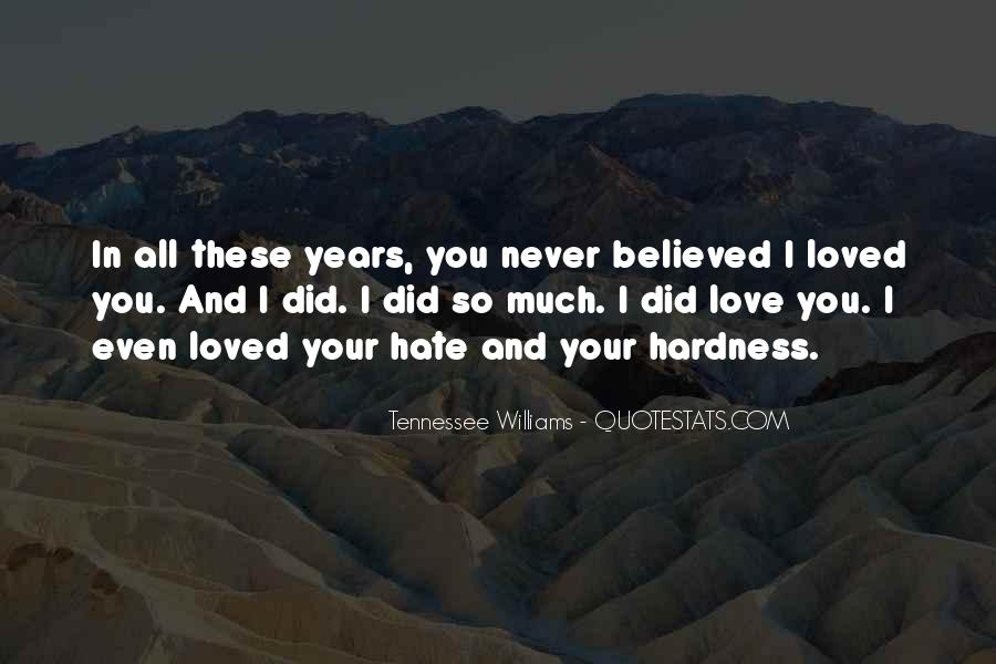 I Love You So Quotes #77434