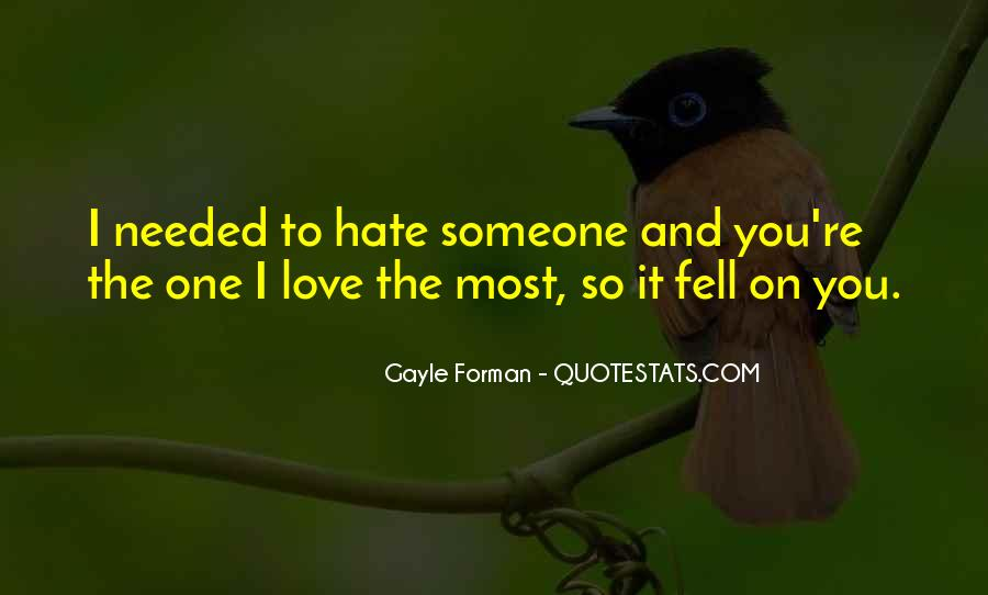 I Love You So Quotes #84313