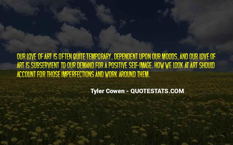 I Love Your Imperfections Quotes #492454