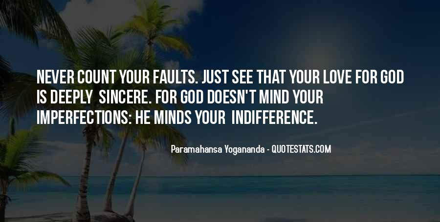 I Love Your Imperfections Quotes #654635