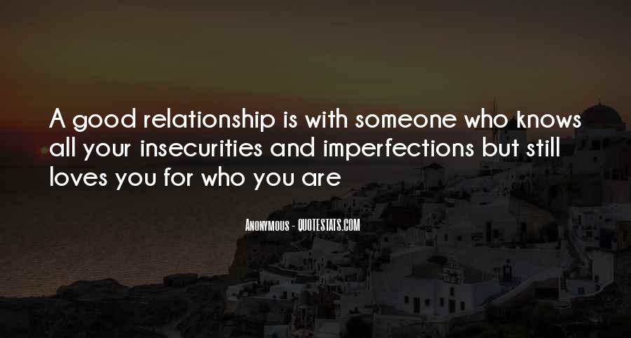 I Love Your Imperfections Quotes #725651
