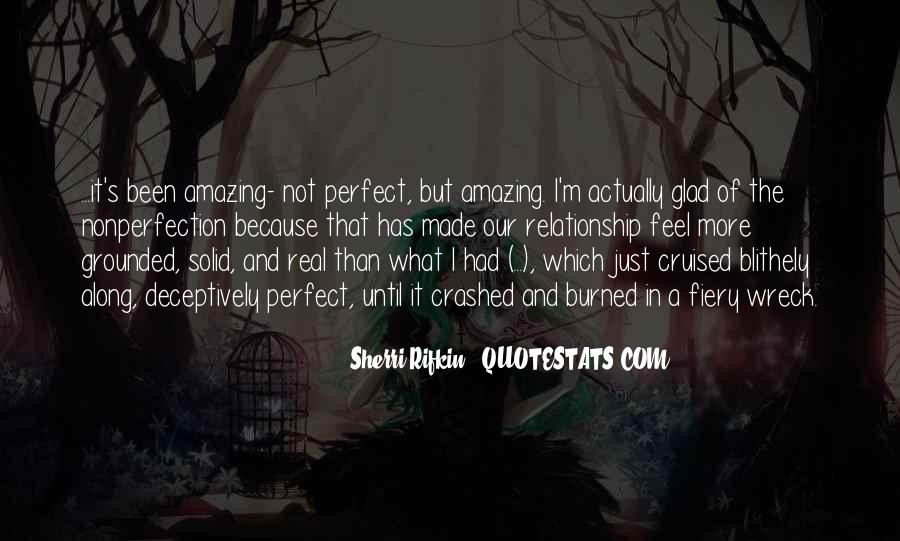 I Love Your Imperfections Quotes #836733