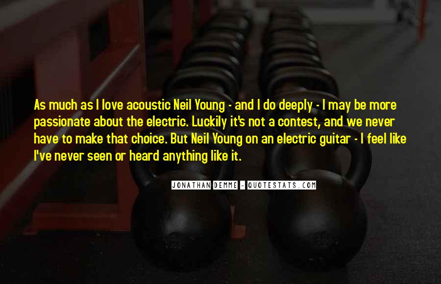 I May Be Young But Quotes #1178623