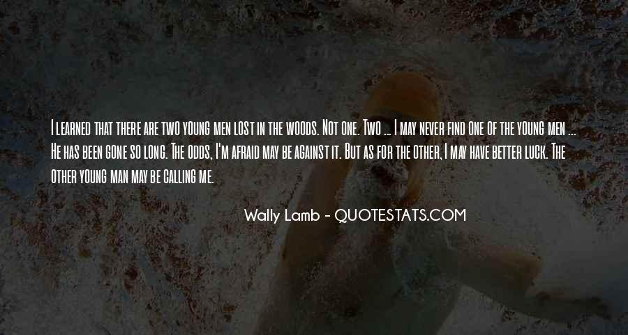 I May Be Young But Quotes #1305498