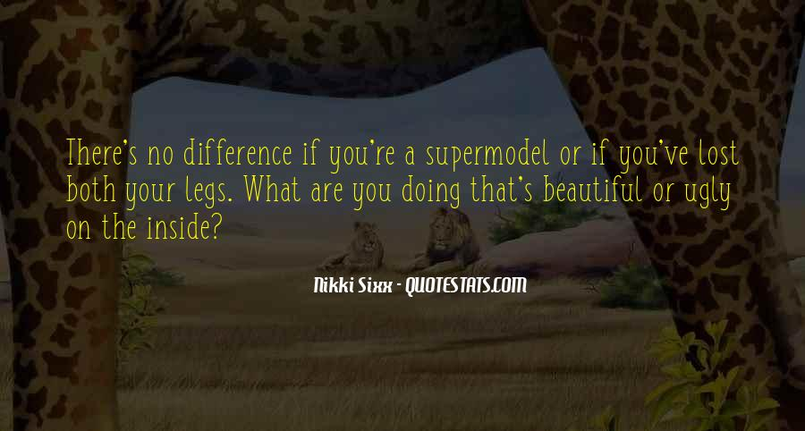 I May Not Be A Supermodel Quotes #890362