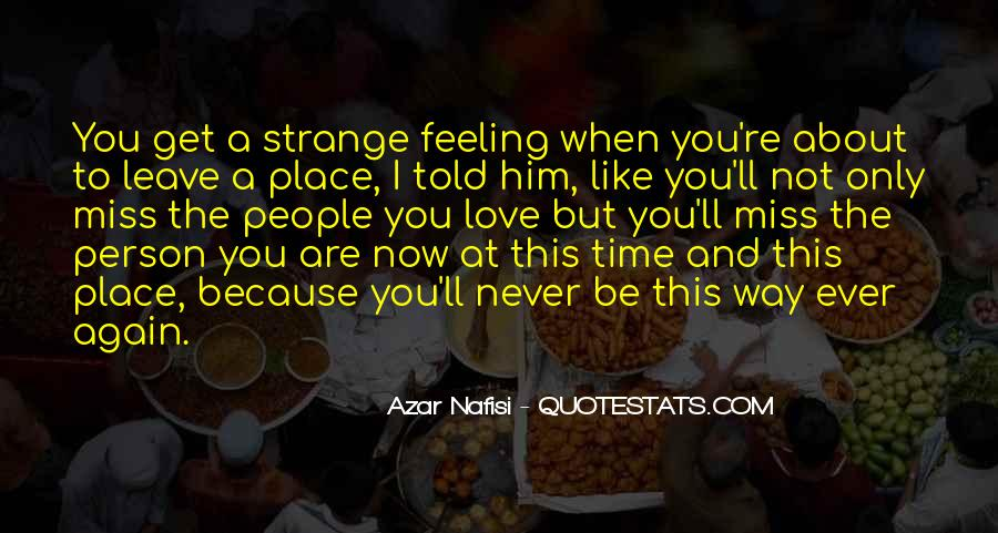 I Miss Him Like Quotes #1089658