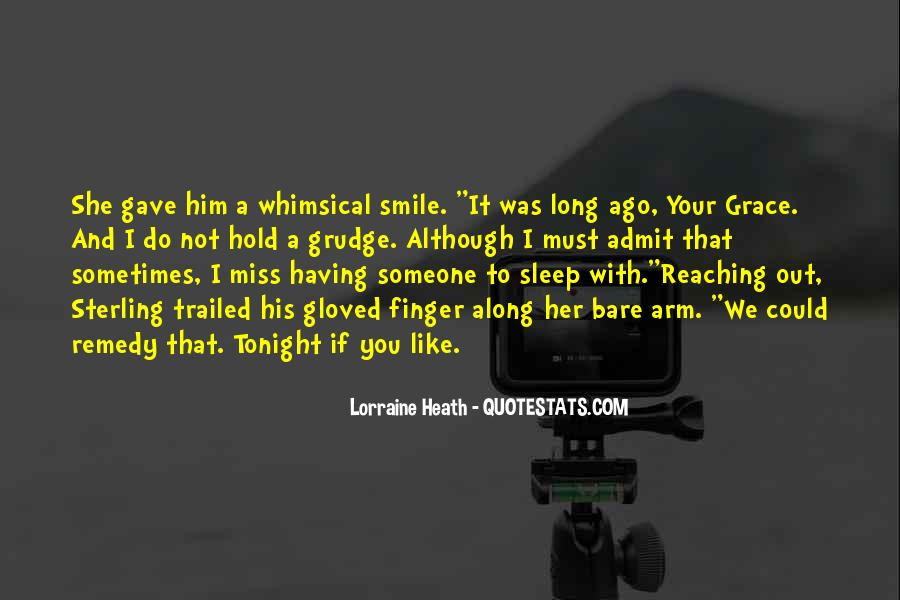I Miss Him Like Quotes #1737606