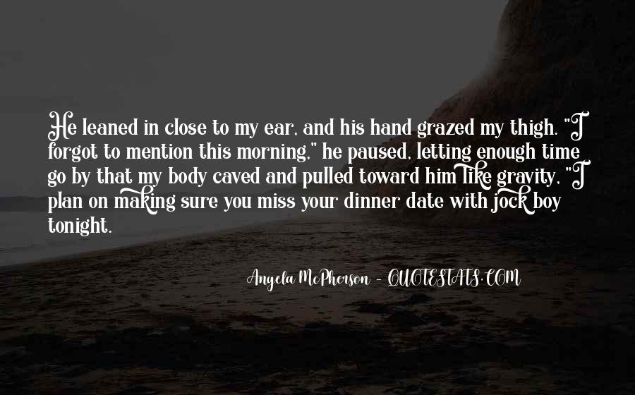 I Miss Him Like Quotes #1865667