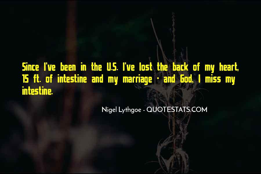 I Miss U Quotes #1651225
