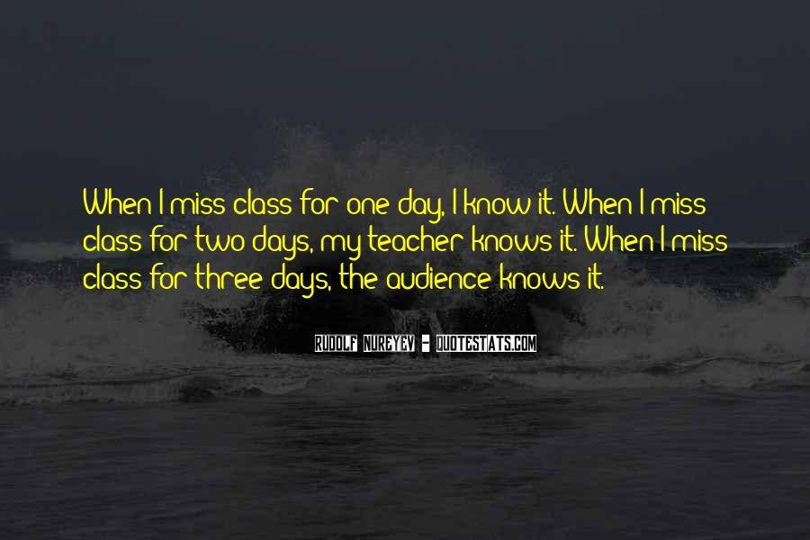 I Miss U Quotes #9963