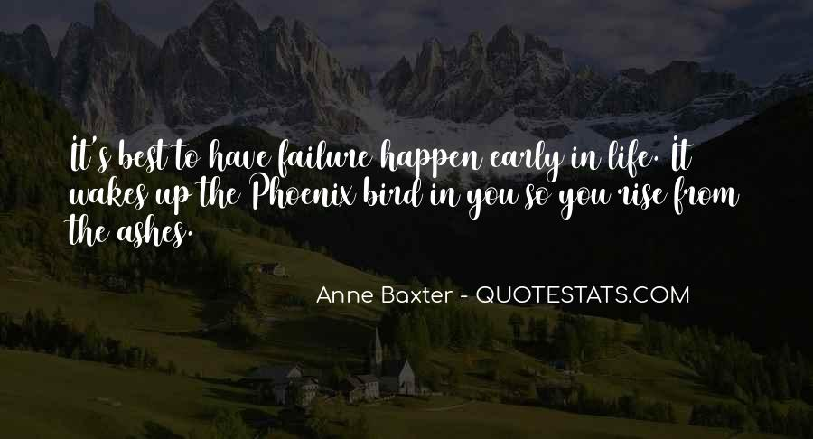Quotes About The Bird Phoenix #1433737