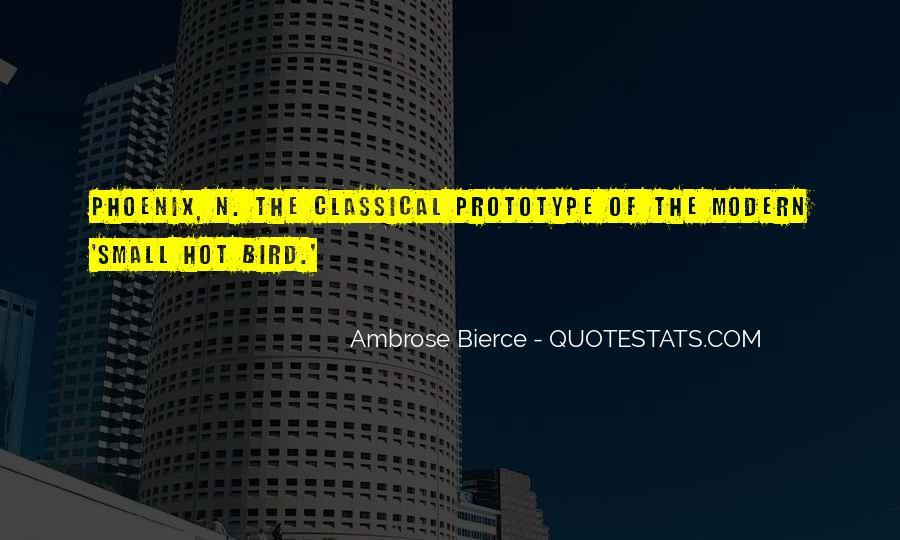 Quotes About The Bird Phoenix #1435344